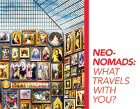 Neo Nomads exhibition catalog