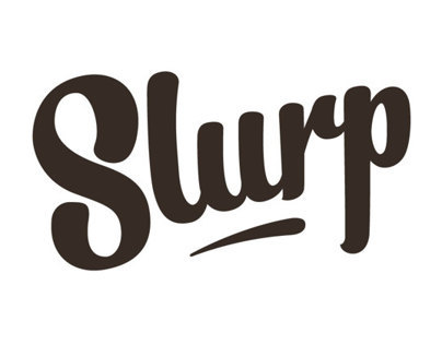Slurp - an ice cream identity