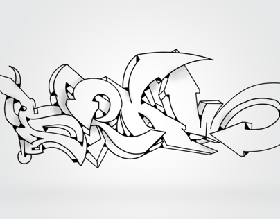 Wild Style Graffiti in Photoshop CS6