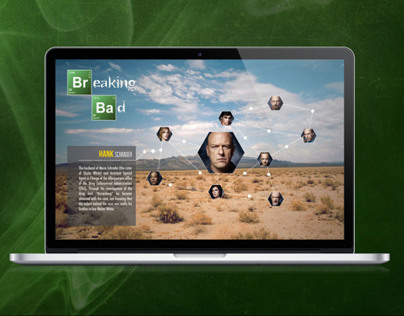 Breaking Bad Interactive