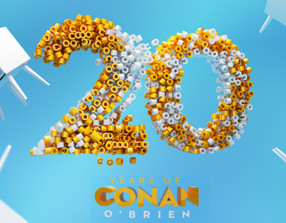 20 Years of Conan Obrien