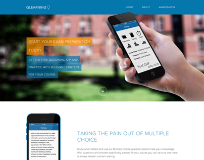 Qlearning website.