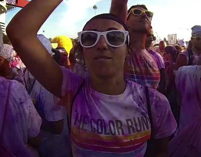 The Color Run 2013 (MI)