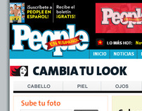 People Magazine Makeover Tool (spanish version)