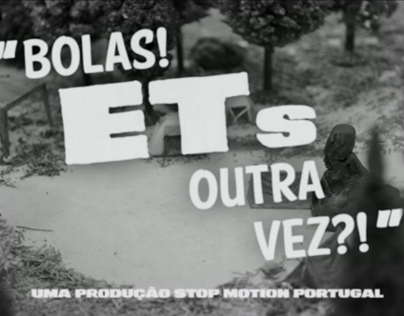 Workshop: Bolas! ETs outra vez?! (Damn! ETs again?!)