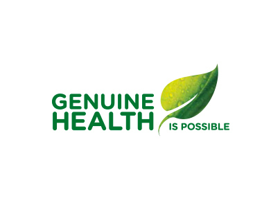 Genuine Health Rebrand/Package Design