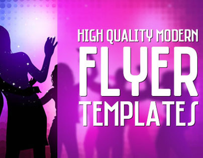 Flyer Templates for Parties & Events