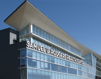Samuel U. Rodgers Health Center Brand Redesign