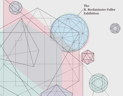 The R. Buckminster Fuller Exhibition Catalog Design