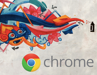 Google Chrome Flash Animation