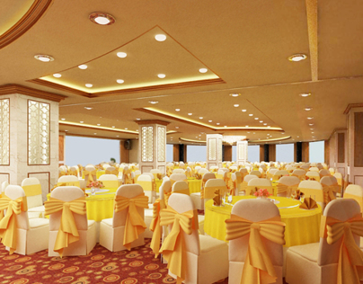 HALONG PALACE 5-STAR HOTEL - Ha Long, Vietnam (2011)