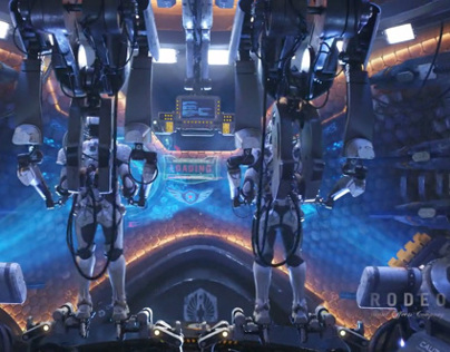 Pacific Rim - VFX Breakdown