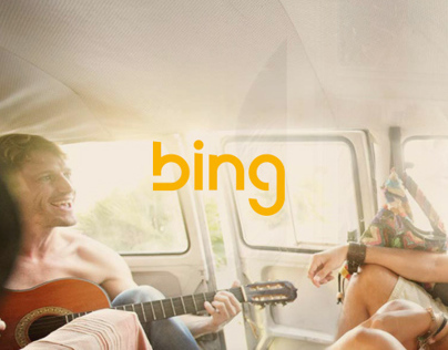 Bing re-design concept