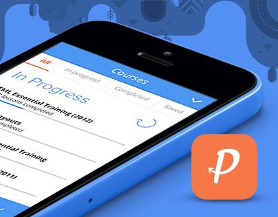 PathGather iPhone App
