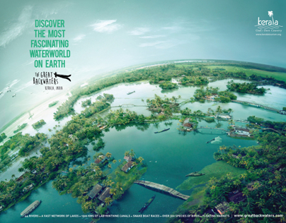 Backwater Tourism Campaign