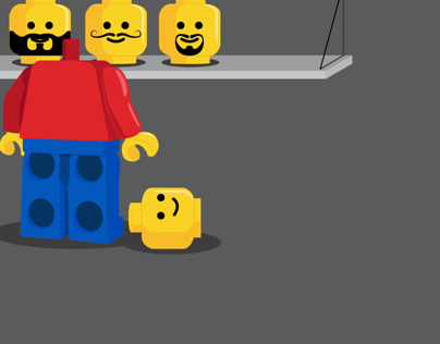 Lego Faces