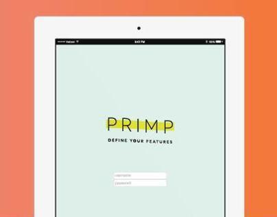 PRIMP: Define Your Features