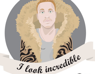Macklemore fan art