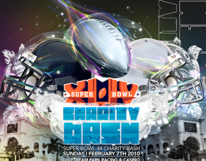 Super Bowl Charity Bash