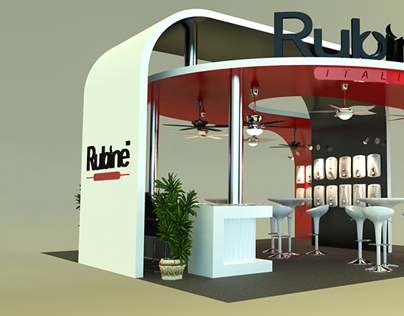 Rubine (Booth Design)