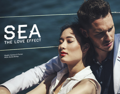 // Sea the love effect