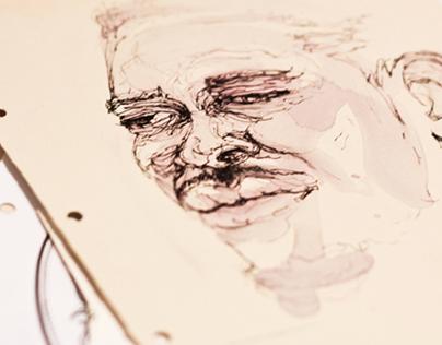 // scribbles 2013