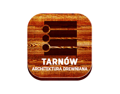 Tarnów - wooden architecture - mobile guide