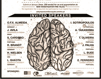 International Symposium Alzheimer - UMinho