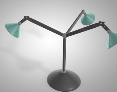 Study Lamp - Play Kid