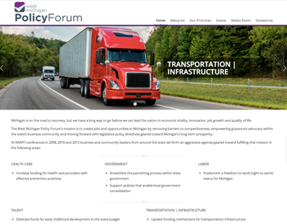 West Michigan Policy Forum