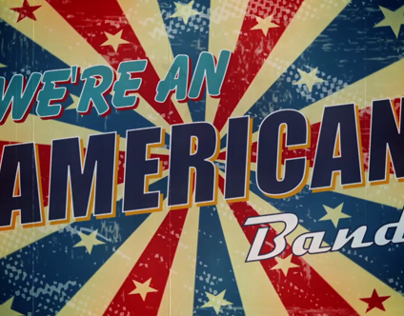 Rob Zombie - Were An American Band (Lyric Video)