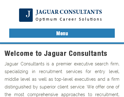 Jaguar Consultants Design