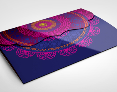 Wedding Card Invite for Avneesh & Khyati