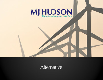 MJ Hudson Branding Adverts