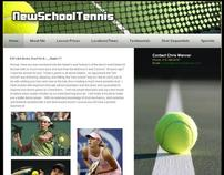 New School Tennis