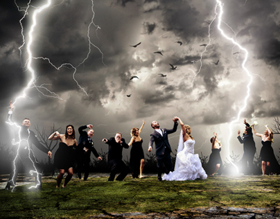 Weddings - Photoshop