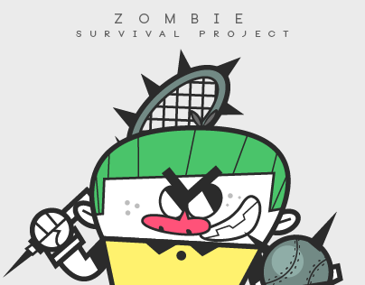 Zombie / Survival Project