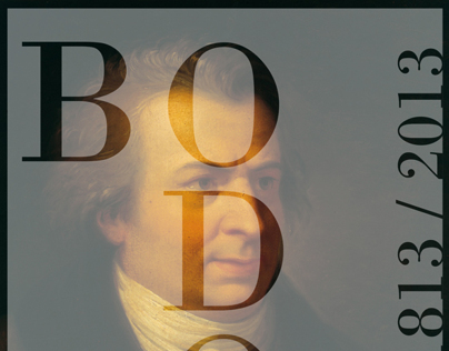 Bicentenary of the death of Giambattista Bodoni