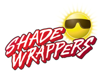 Shade Wrappers Logo Design