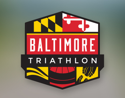 Baltimore Triathlon Logo