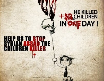 ArtWork for the children of Syria !
