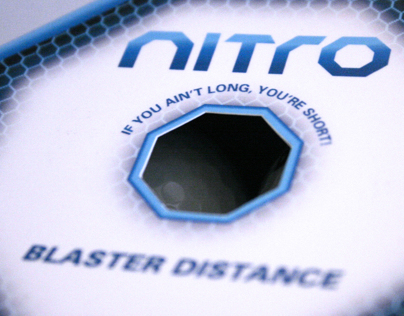 Nitro Golf - Packaging