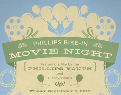 Phillips Bike-In Movie Night