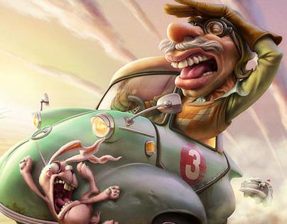 Clueless Racecar Driver- Video Tutorial