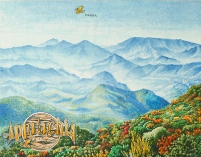 Children's Book - Appalachia