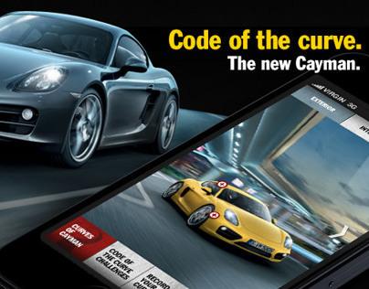 Porsche - Code of the curve