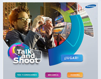 Samsung Talk&Shoot