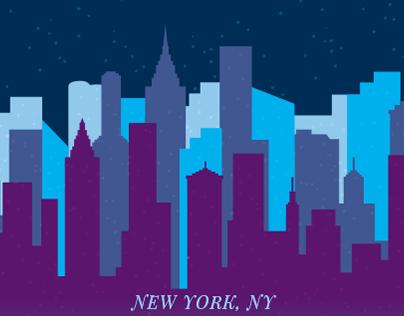 Invitation to New York event
