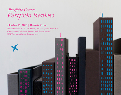 New York Portfolio Review Poster