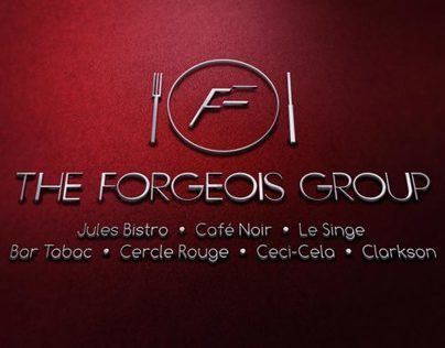 The Forgeois Group | Brand Identity